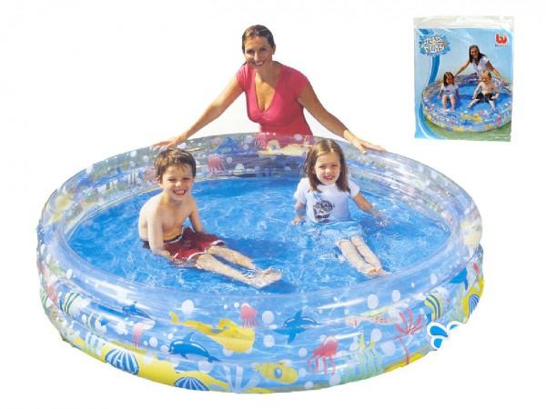 Bazén nafukovací 3 komory 152x30cm 317L v sáčku