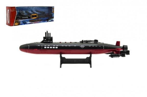 Ponorka plast 40cm na baterie v krabici