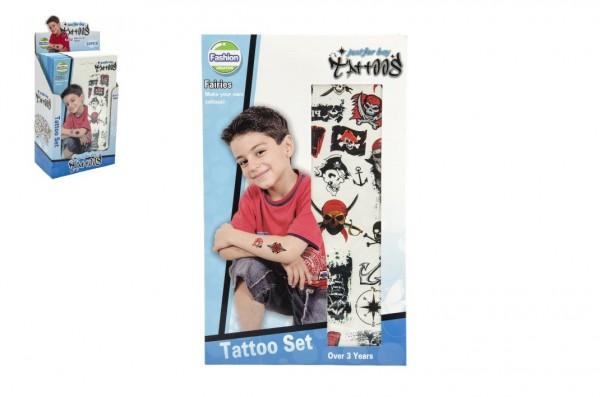 Sada tetování v sáčku 36ks v boxu