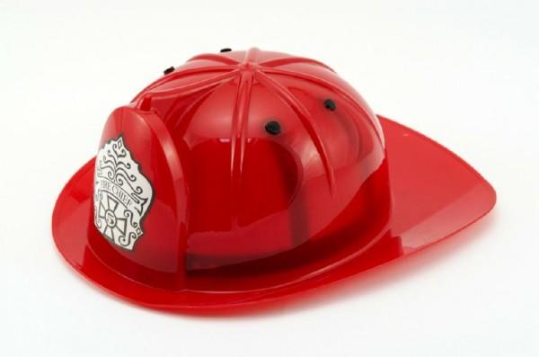 Helma přilba hasičská plast 29x23cm