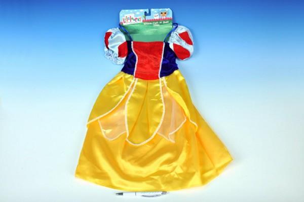 Kostým karnevalový v sáčku 33x75x7cm 4-5 let