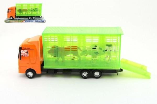 Auto přepravník zvířat plast 30cm na setrvačník v krabici