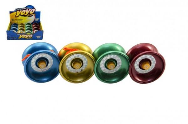 Jojo kov 6cm asst mix barev v sáčku 12ks v boxu