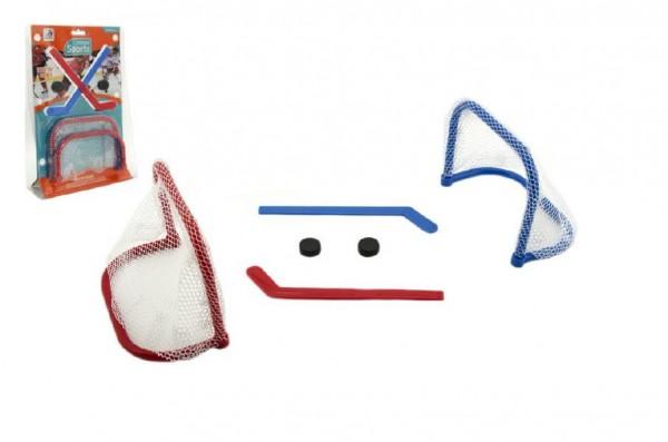 Stolní hokej plast v blistru 21x29x7cm