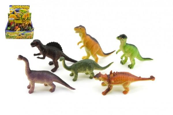 Dinosaurus plast 15cm asst 48ks v boxu