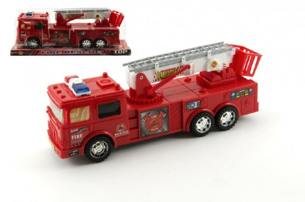 Auto hasiči plast 30 cm na setrvačník