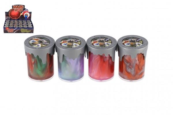 Sliz - hmota Mars 6x5cm asst 24ks v boxu
