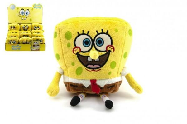 SpongeBob plyš 18cm asst 12 ks v boxu