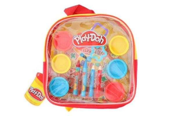 Sada batoh Play-Doh modelína s doplňky 24x24x5cm