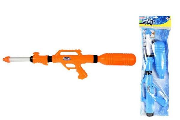Vodní pistole plast 47cm v sáčku