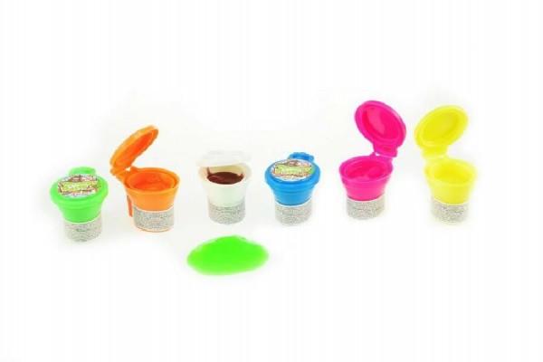 Sliz - hmota prdící 40g asst 6 barev