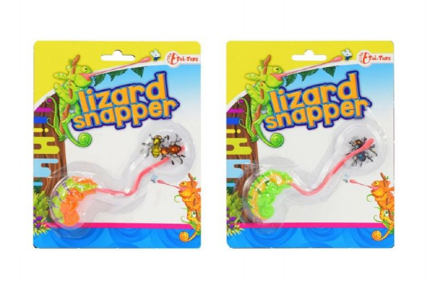Sliz - hmota 20g hmyz plast na kartě 13x16x2cm
