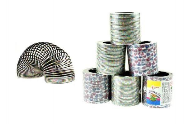 Spirála/pružina plast průměr 6,6cm