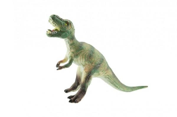 Dinosaurus měkčený tyranosaurus plast 48cm