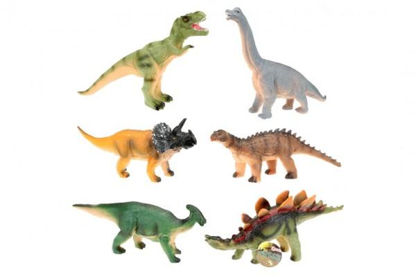 Dinosaurus plast 35cm asst 6 druhů