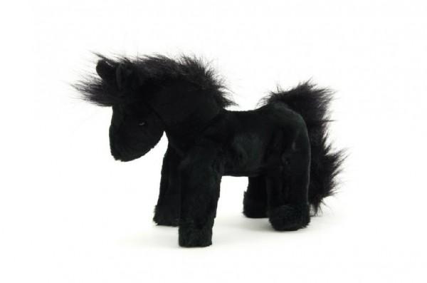 Kůň stojící plyš 26 cm
