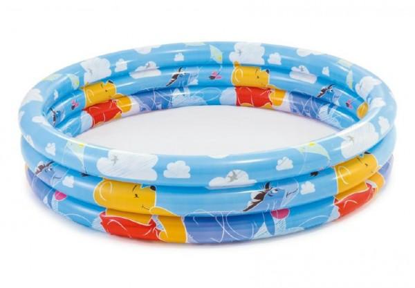 Bazén nafukovací Medvídek Pú 147x33 cm od 2 let