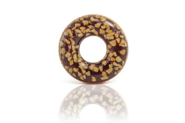 Kruh donut čokoládový průměr 114cm v krabici 9+