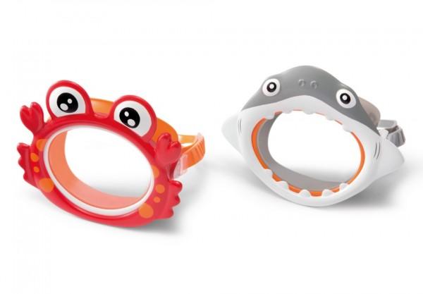 Brýle potápěčské zvířátko 3-8 let