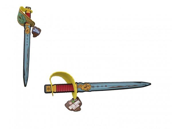 Meč/Kord pěnový měkký 53cm 12ks v boxu