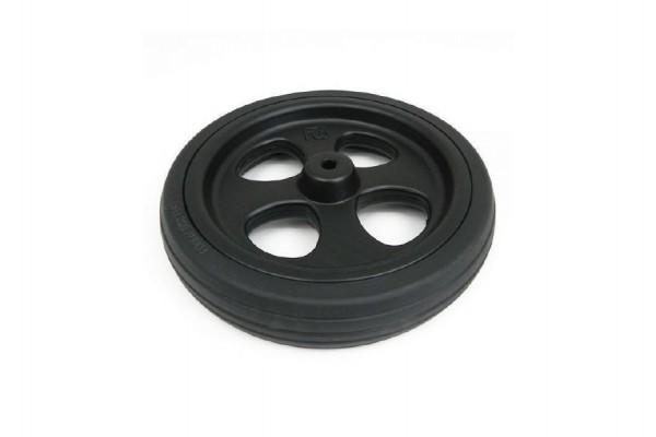 ND FUNNY WHEELS kolo s černou gumovou pneumatikou