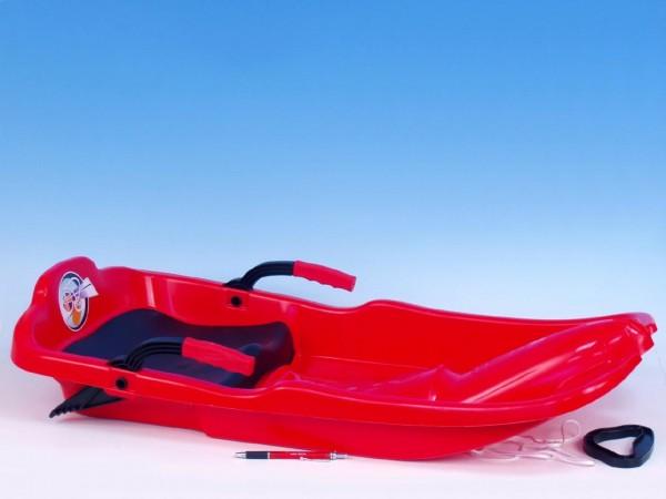 Boby Super Jet  plast 85x42cm červené v sáčku