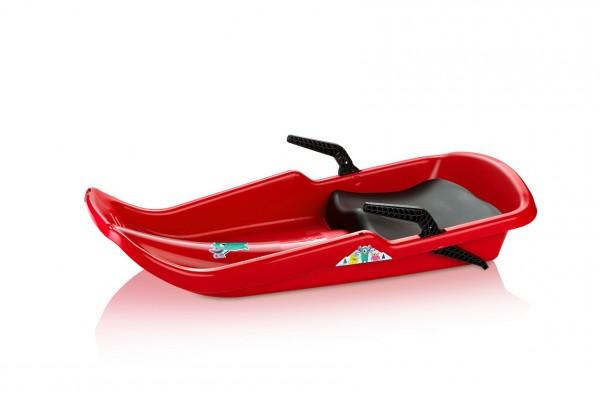 Boby Cyclone se sedátkem plast 80x40cm červené v sáčku