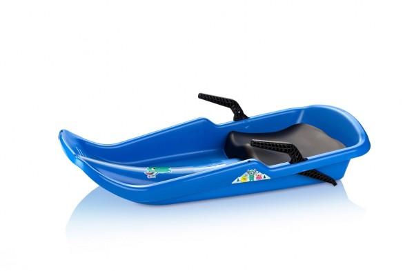 Boby Cyclone se sedátkem plast 80x40cm modré v sáčku
