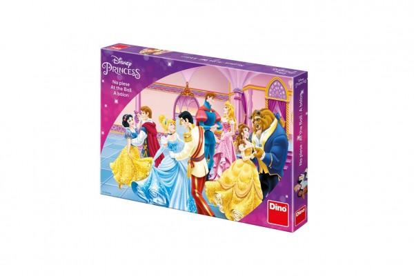 Princezny Na plese společenská hra v krabici 33,5x23x3,5cm