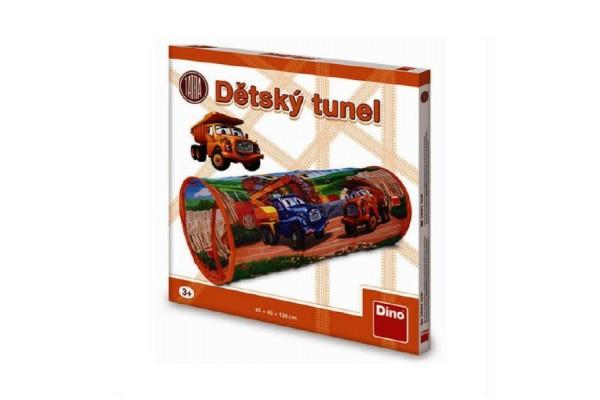 Tunel na hraní Tatra 45x45x130cm v krabici 50x50x3cm