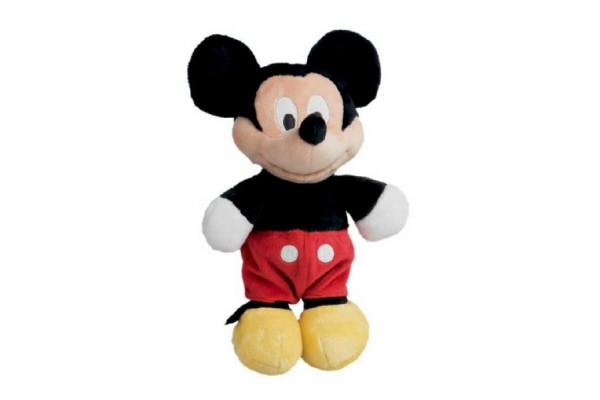 Mickey Mouse plyš 36cm 0m+