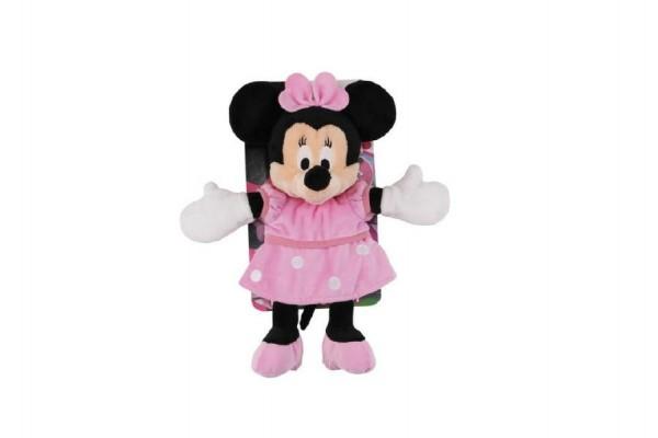 Maňásek plyš Minnie 30cm na kartě