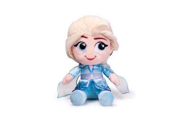 Elsa plyš 20cm Ledové království II/Frozen II 0m+