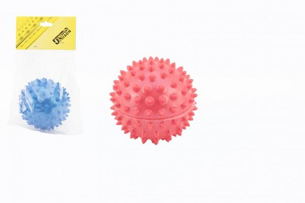 Míček masážní antistresový guma 7cm v sáčku