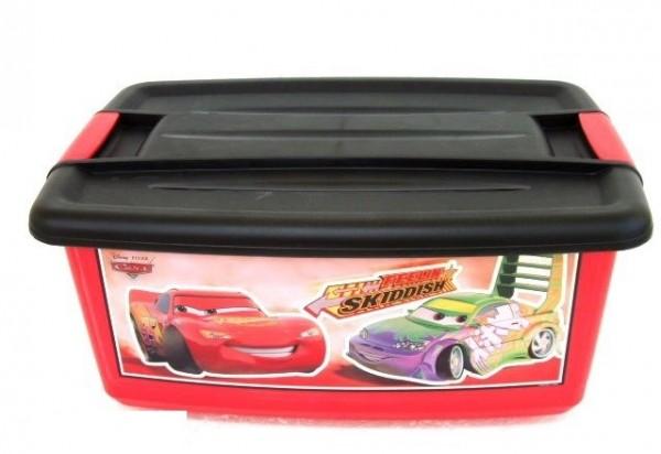 Box úložný Disney Cars plast 43x20x29cm