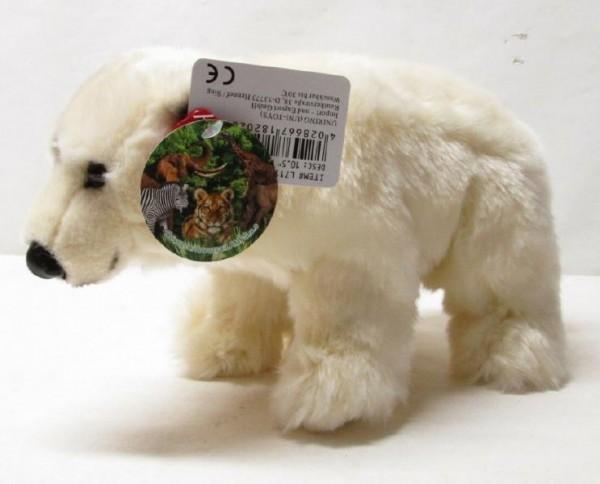 Medvěd polární plyš 28cm