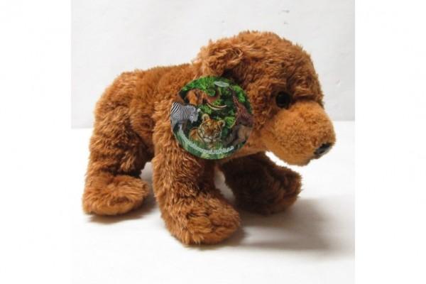 Medvěd plyš 28cm 0+