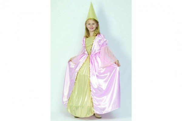 Kostým princezna/víla karneval vel.M v sáčku