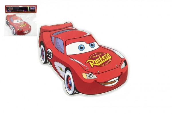 Dekorace nástěnná malá Cars 24cm v sáčku