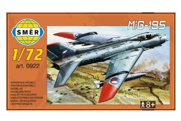 Model MIG-19S 12,5x18cm v krabici 25x15x5cm