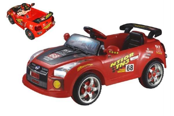 Auto RC elektrické 110cm plast/kov