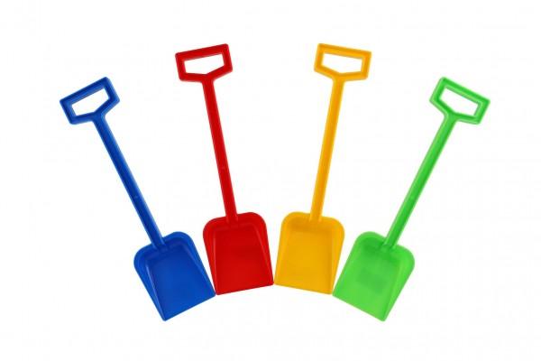 Lopata plast 44cm asst 4 barvy nářadí