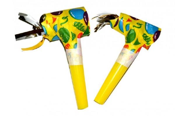 Frkačky papírové 6ks v sáčku karneval