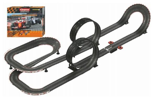 Autodráha Carrera GO!!! 62456 DTM Champions Course formule 8,9m v krabici
