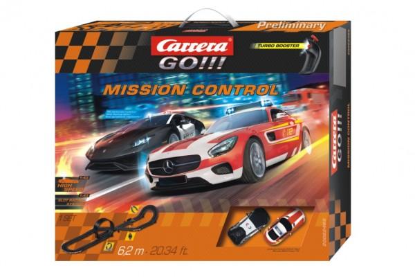 Autodráha Carrera GO!!! 62465