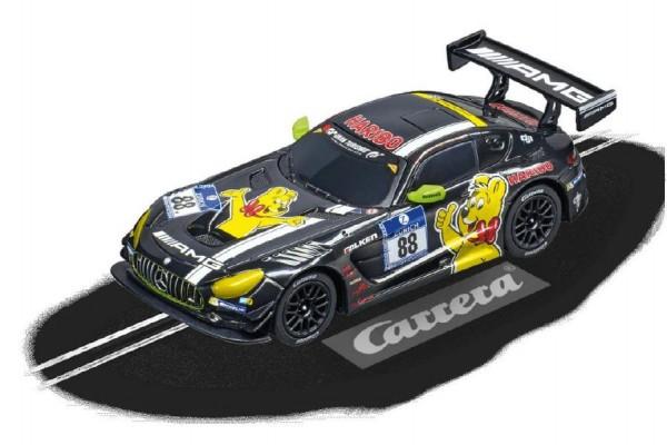Auto k autodráze Carrera GO!!! 64116 DTM Mercedes-AMG GT3 11cm na kartě