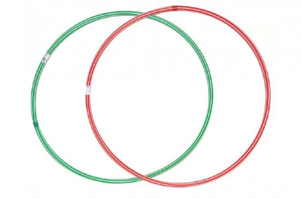 Obruč Hula Hop plast průměr 70cm asst 6 barev