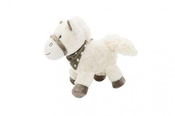 Kůň se šátkem plyš 22cm v sáčku 0+
