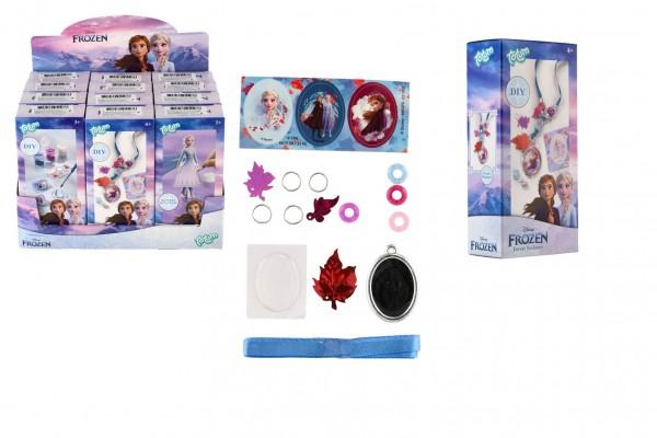 Kreativní sada Ledové království II/Frozen II 3 druhy v krabičce 6x13x3,5cm 12ks v boxu