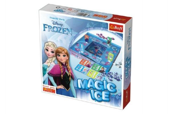 Magic Ice Frozen/ Ledové království desková stolní hra v krabici 24,5x24,5x5,3cm 4+